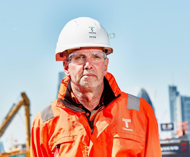 Insights - Tideway Employment Success - Peter at Tideway photo