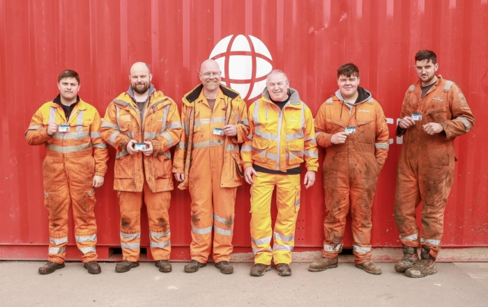 Plant and Fabrication Department - Team Pass The BFPA Certification