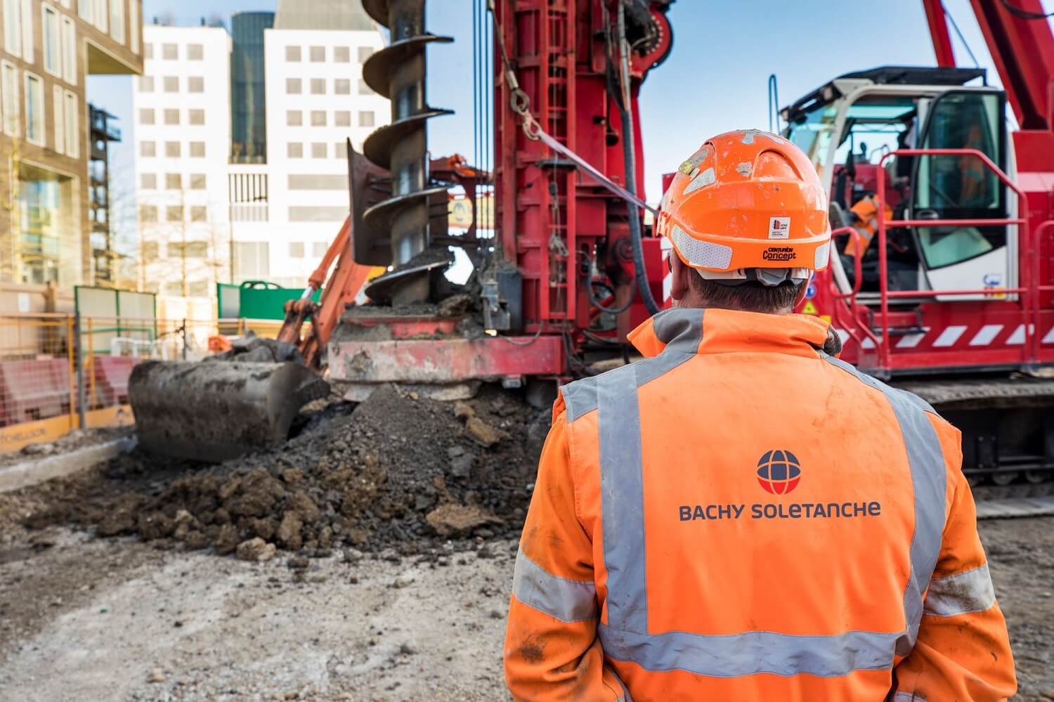 Foundations Solution - Continuous Flight Auger CFA Piling (1)