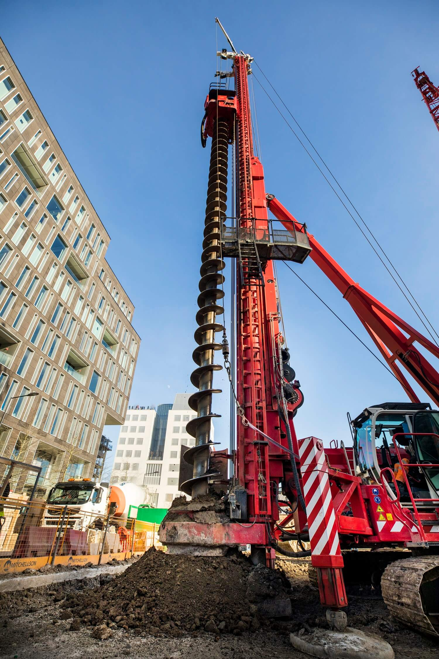 Foundations Solution - Continuous Flight Auger CFA Piling (2)