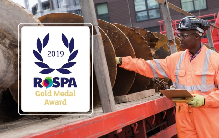Insights - Bachy Soletanche Awarded Fifth Consecutive ROSPA Gold Medal (1)