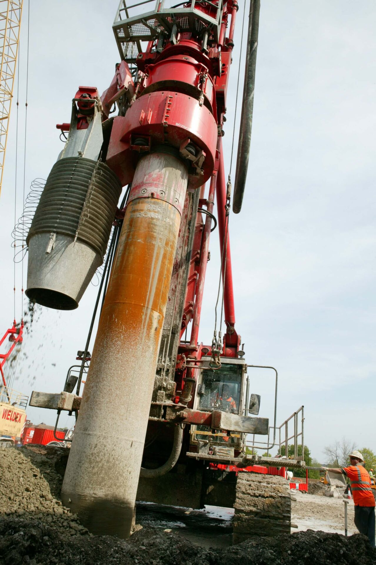 Foundations Solution - Cased Secant Piling - Cased CFA (3)