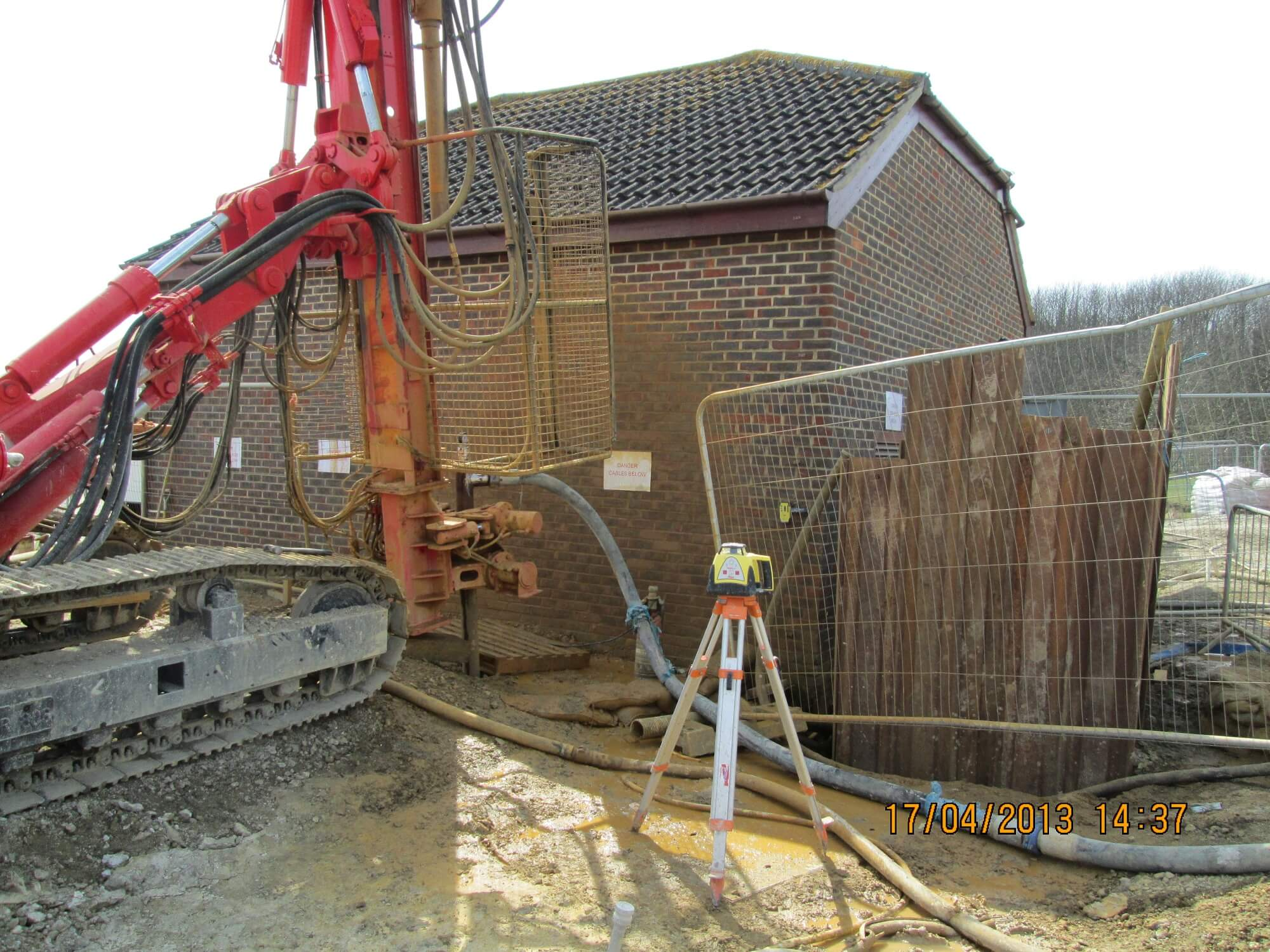 Grouting Solution - Compaction Grouting (1)