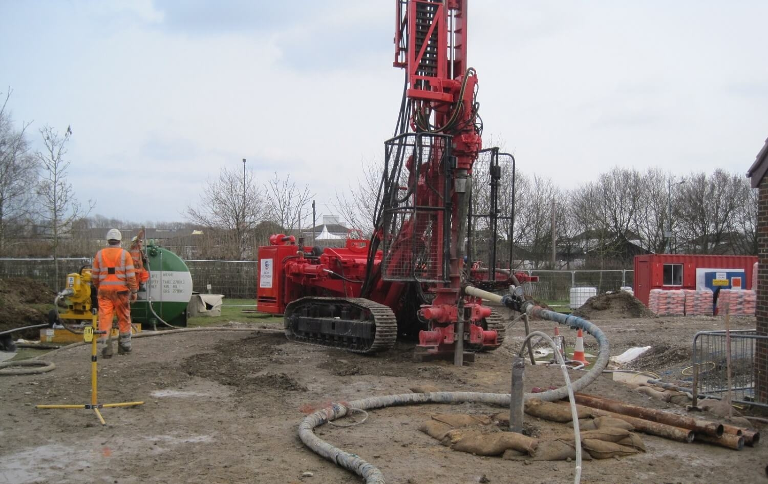 Grouting Solution - Compaction Grouting (2)