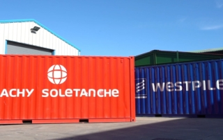 Insights - Westpile Merged With Bachy Soletanche - Containers Photo (1)