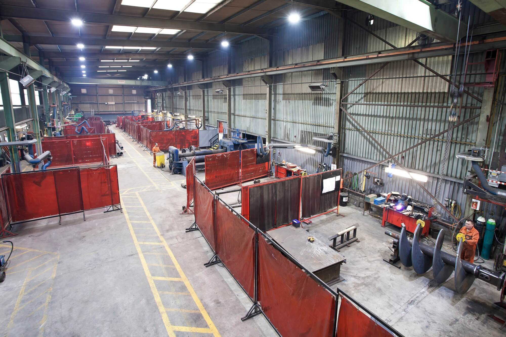 People - Plant Department & Fabrication Yard - Fabrication Department (6)