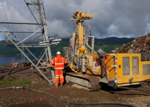 Foundations Solution - Restricted Access Piling - Foyers To Knocknagael (1)