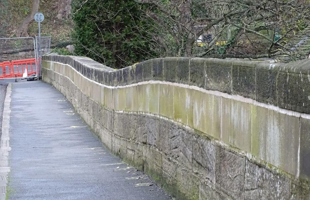 Foundations Solution - Restricted Access Mini Piling - Linton Bridge Stabilisation Project (2)