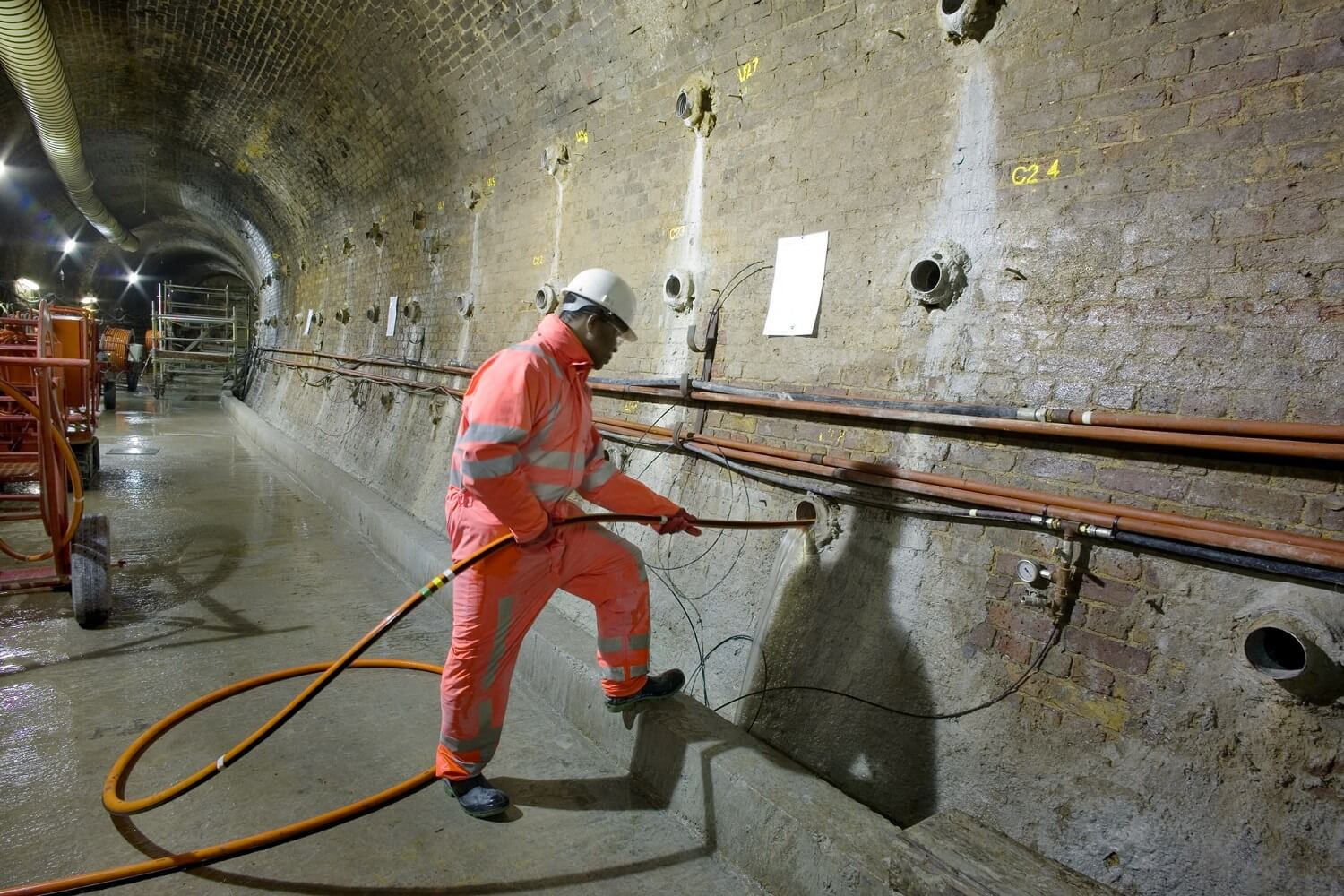 Grouting Solution - Kings Cross Station Upgrade Project - Compensation grouting (1)