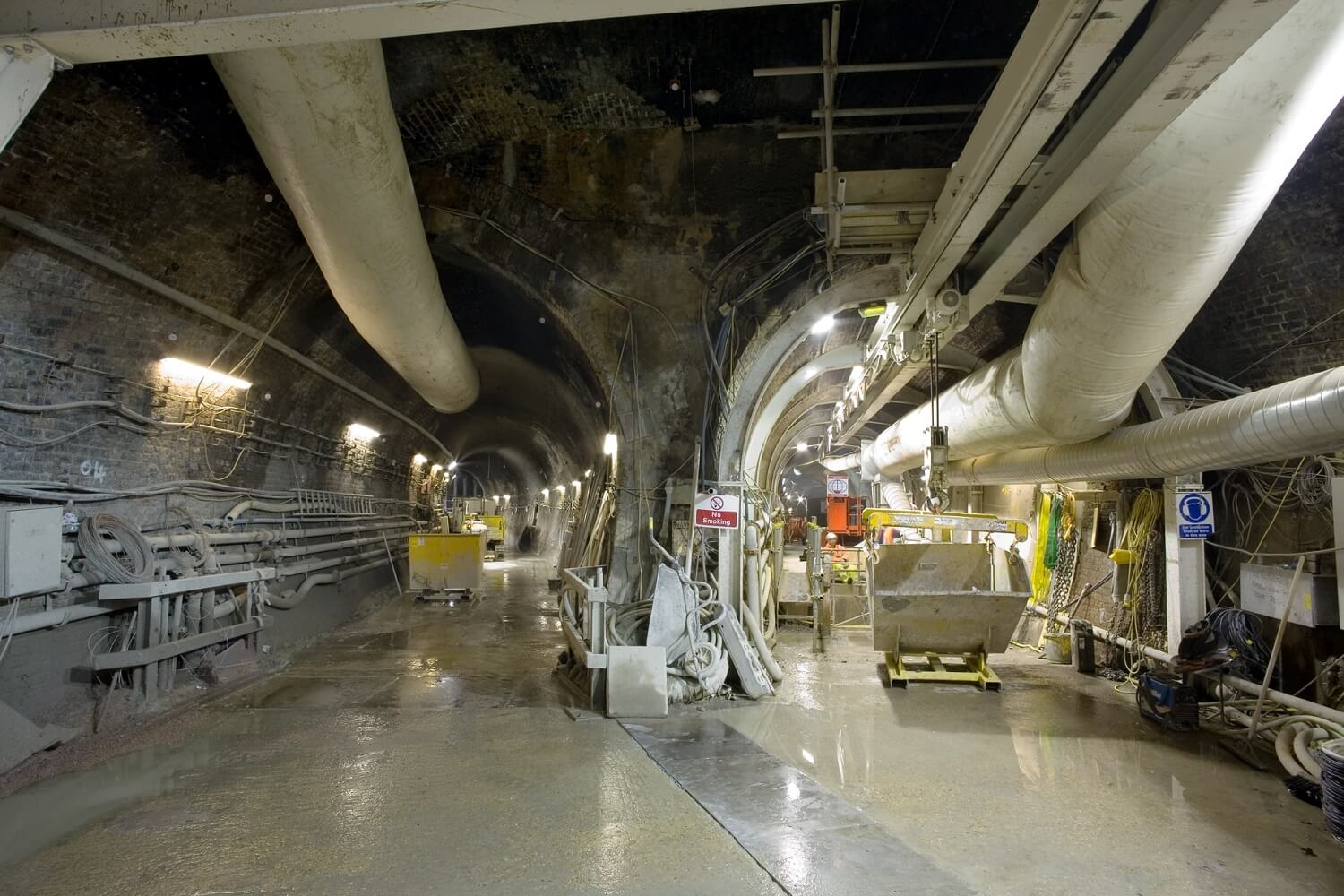 Grouting Solution - Kings Cross Station Upgrade Project - Compensation grouting (2)
