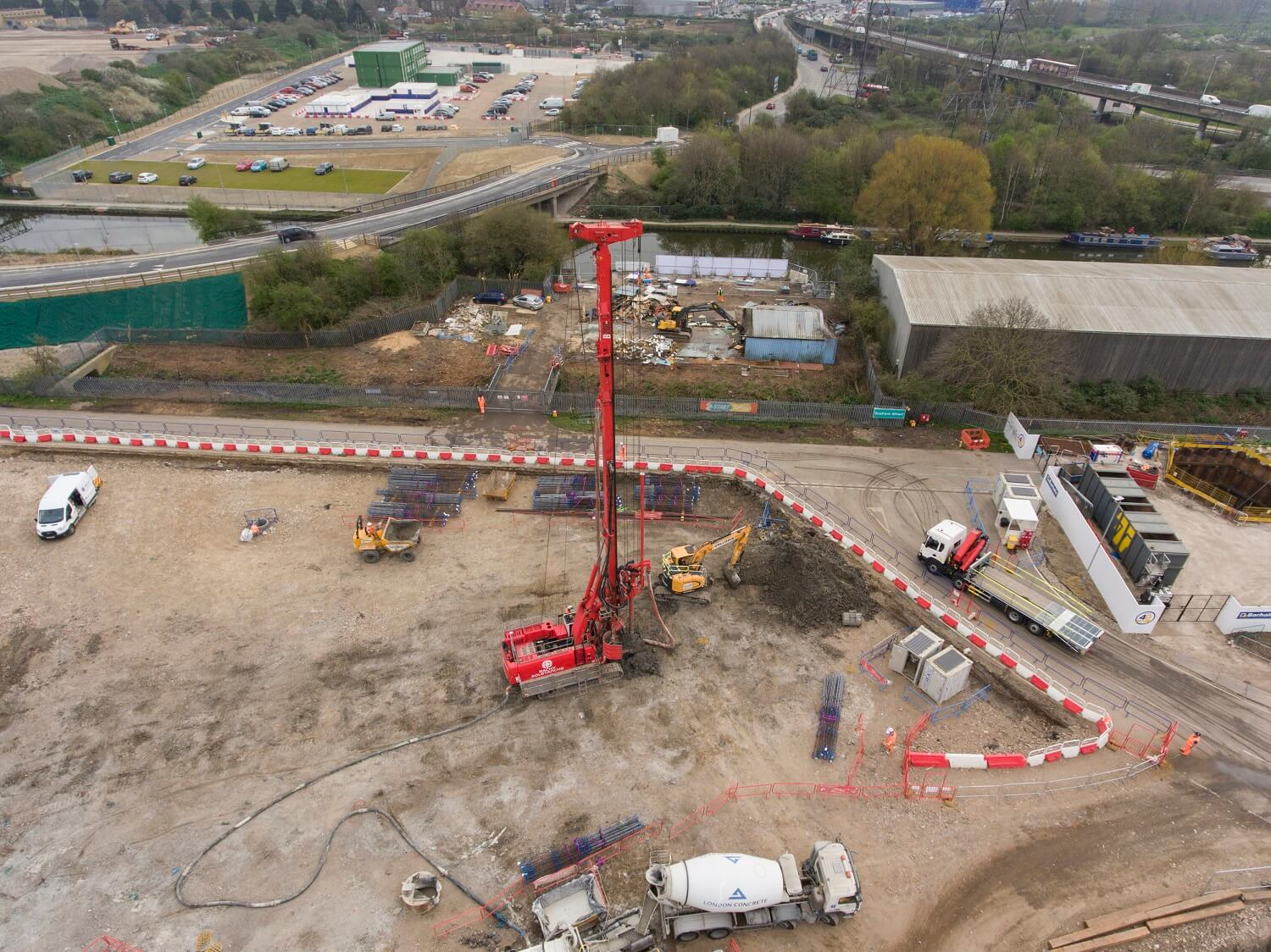 EcoPark South Project Aerial - Driving Down Embodied Carbon (1)