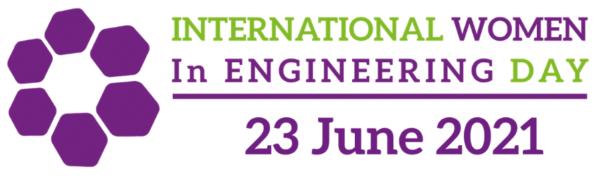 Internation Women In Engineering Day - Logo