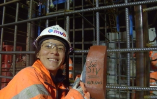 Insights - Insider Update with Sivilay Sayavong - Siv on Site at lee Tunnel (1)